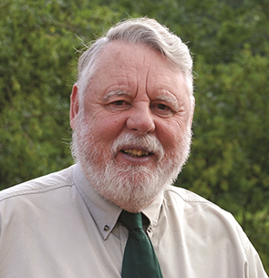 Terry Waite CBE