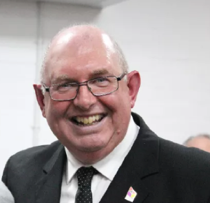 Steve Frampton MBE