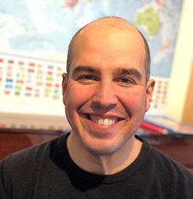Adam Boddison